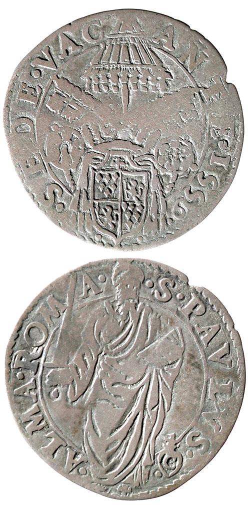 1559 Sede Vacante Giulio Photo