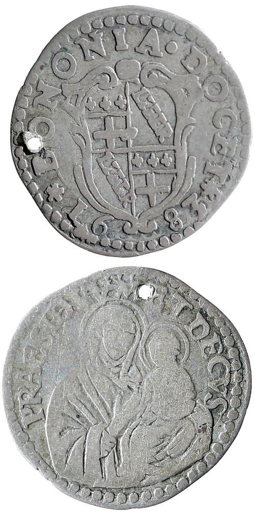(Innocent XI) 1683 Carlino, Bologna Photo