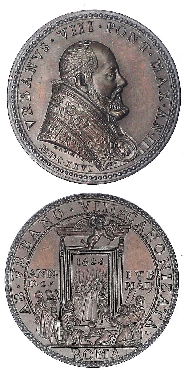 Urban VIII (1623-44) Holy Door Opened Photo