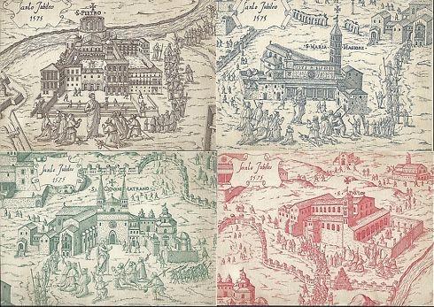 1983 Postcards Basilicas of Rome 1575 Photo