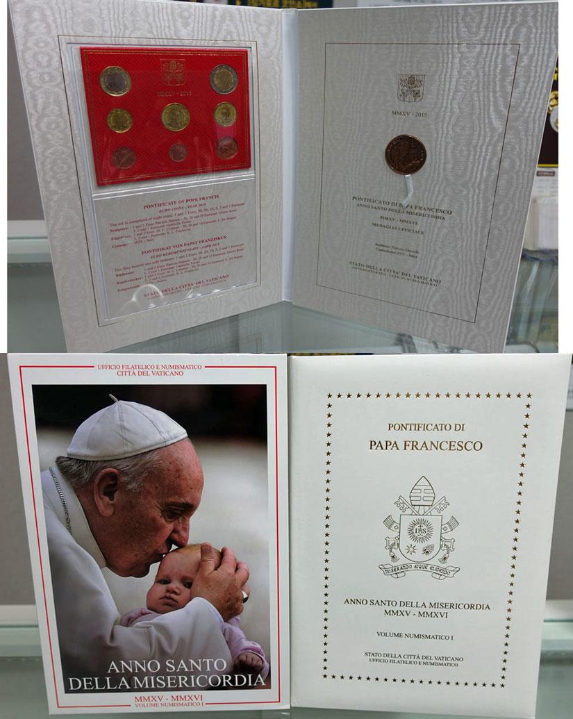 Vatican Numismatic Volume I 2015 Bronze Photo