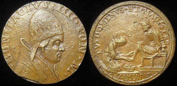 Boniface IV (608-15) Washing of the Feet Photo