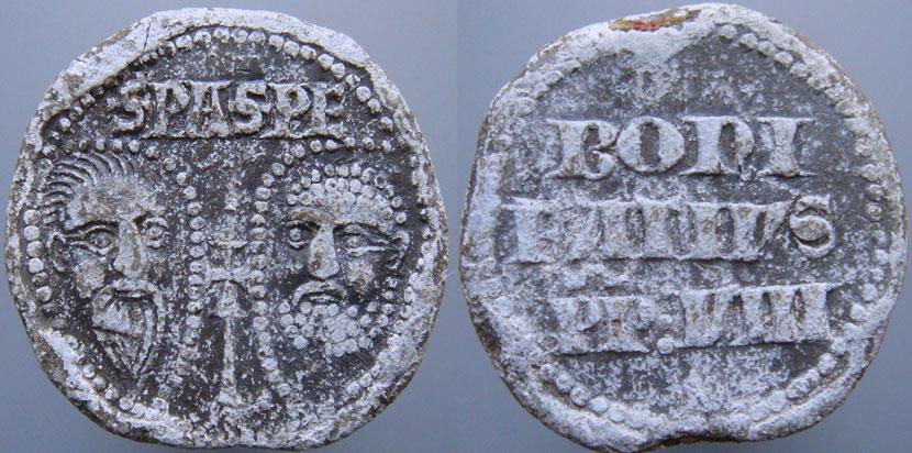 Boniface VIII (1294-1303) Papal Seal Photo