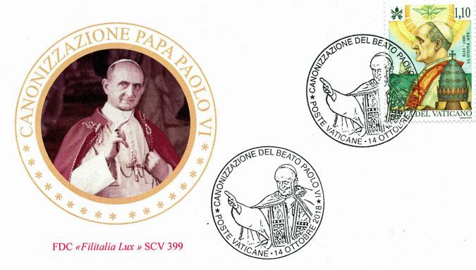 Canonization of Pope Paul VI Cover Photo