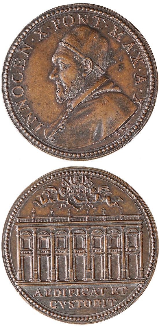 Innocent X (1644-55) Capitoline Museum Photo