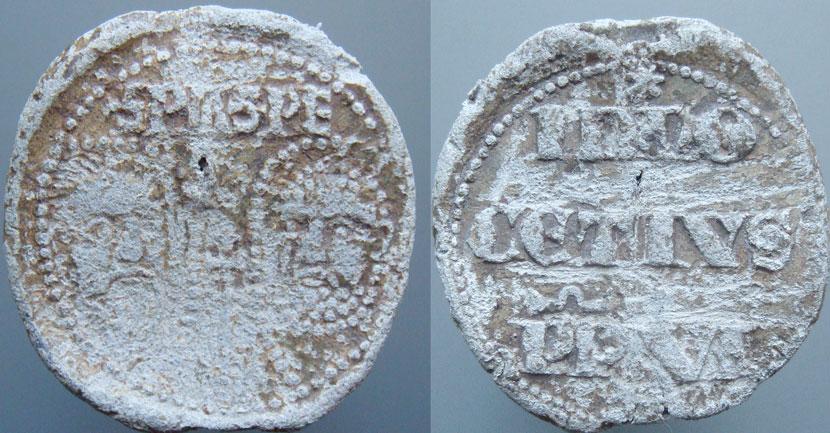 Innocent VI (1352-1362) Papal Seal Photo