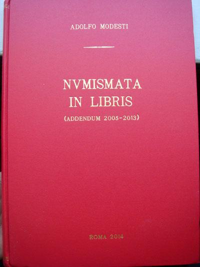 Numismata in Libris (Addendum 2005-2013) Photo