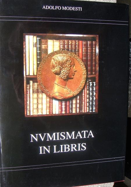 Modesti, Adolfo NUMISMATA IN LIBRIS Photo