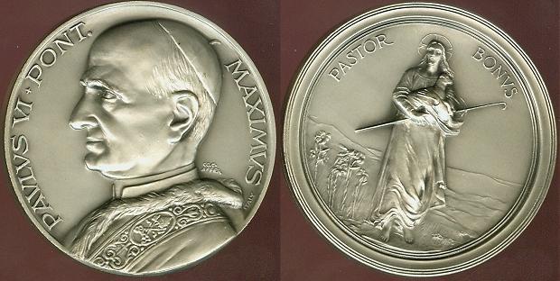 Paul VI (1963-78) PASTOR BONUS Photo
