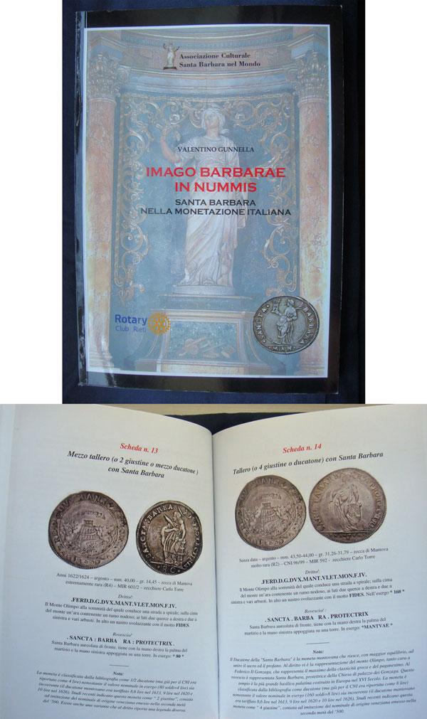 Santa Barbara nella Monetazione Italiana Photo