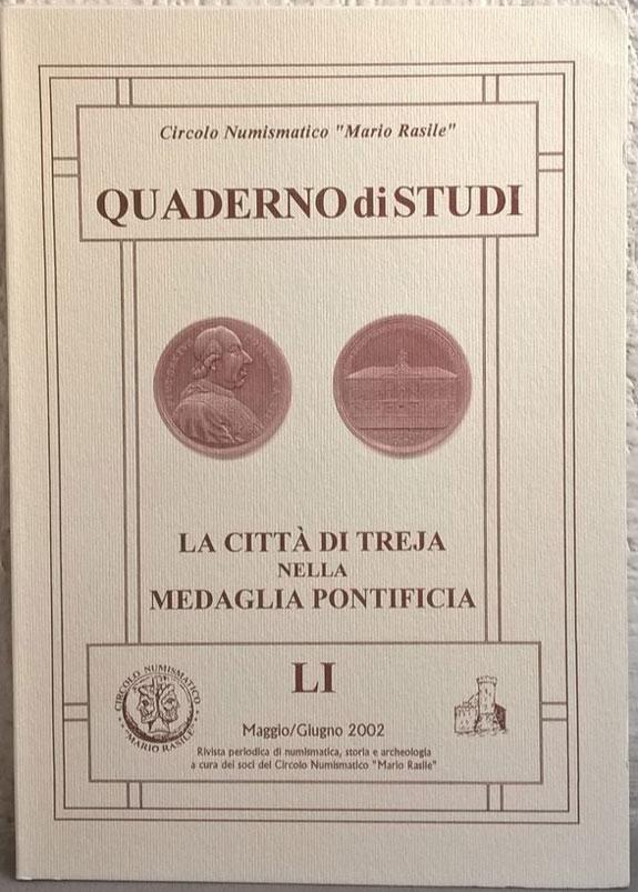 La Città di Treja nella Medaglia Pontificia Photo