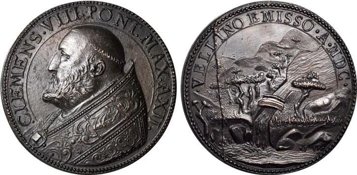 Clement VIII (1592-1605) Velino River Photo