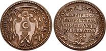 1724 Sede Vacante Msgr. Farsetti Thumbnail