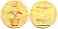 1975 Holy Year Medal 58mm Thumbnail