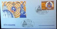 1981 Aerogramme Vatican Radio Thumbnail