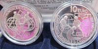 2004 San Marino Silver World Cup Germany Thumbnail