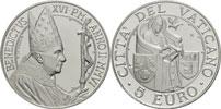 2006 Vatican 5 Euro St. Benedict Coin Thumbnail