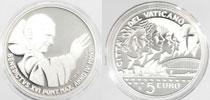 2008 Vatican 5 Euro Coin WYD Sydney Thumbnail