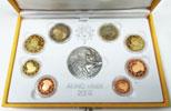 2009 Vatican Mint Set, 8 Euro Coins PROOF Thumbnail