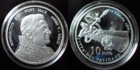 2009 Founding of Vatican City 10 Euro Coin Thumbnail