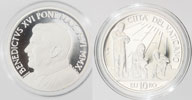 2010 Vatican 10 Euro World Day of Peace Thumbnail