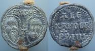 Alexander IV (1254-61) Papal Seal Thumbnail