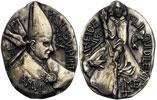 Paul VI (1963-78) Anno VI Silver Medal Thumbnail
