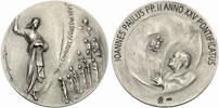 John Paul II Anno XXV Silver Medal Thumbnail