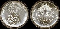 1994 Vatican 500L Commemorative Veritatis Splendor Thumbnail