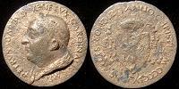 Paul II (1464-71) Cast Bronze Cardinal Barbo Thumbnail