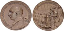 1926 Cardinal George Mundelein Medal Thumbnail