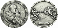 John Paul II A.XVII Ar Medal Evangelium Vitae Thumbnail