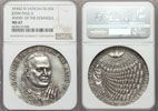 John Paul II A.IV Silver Medal NGC MS67 Thumbnail