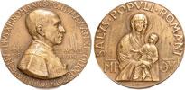 1949 Pius XII 50th Ann. of Priesthood 60mm Thumbnail