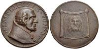 Pope St. Simplicius (468-83) Bronze Medal Thumbnail