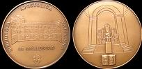 Vatican Library Official Medal 60mm Thumbnail