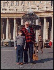 Father and Son, Rome 1979